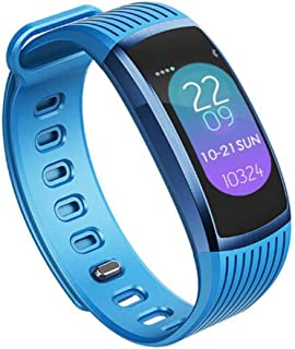 XNNDD Reloj Deportivo Inteligente Hombres y Mujeres Monitor de presión Arterial con frecuencia cardíaca Reloj Deportivo Deportes Reloj Resistente al Agua