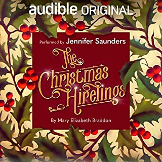 The Christmas Hirelings cover art