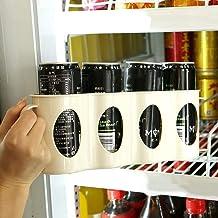 HUICHEN Beer Soda Can Storage Box Kitchen Fridge Drink Bottle Holder Fridge Refrigeration Organizer Beer Coke Drink Storag...