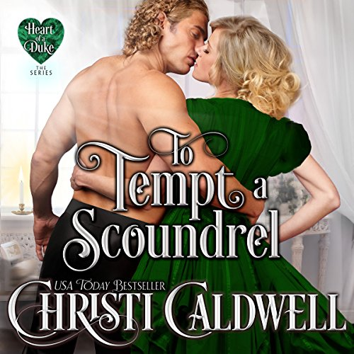To Tempt a Scoundrel audiobook cover art