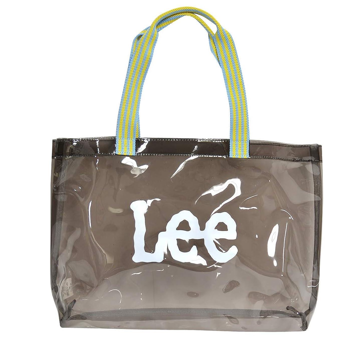 荒涼とした汗も[リー] Lee プールバッグ 女の子 ビニールバッグ トートバッグ クリアバッグ メンズ レディース おしゃれ ブランド ビーチバッグ 可愛い