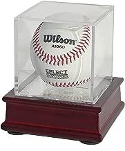 Best autographed baseball case Reviews