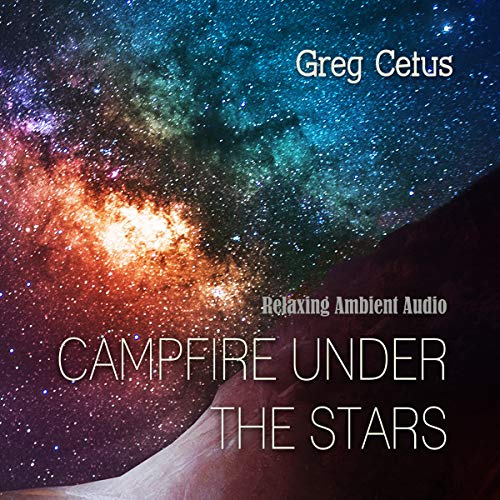 Campfire Under the Stars audiobook cover art