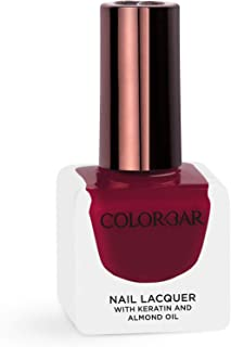 Colorbar Nail Lacquer, Raspberry, 12 ml