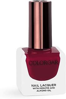 Colorbar Nail Lacquer, Raspberry, 12 ml
