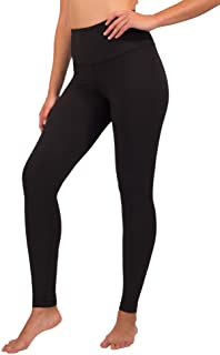 90 Degree by Reflex High Waist Squat Proof Interlink Leggings for Women