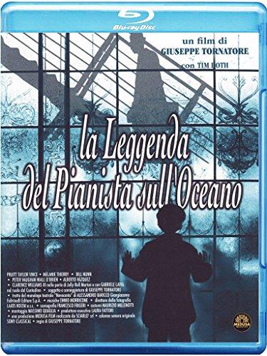 La leggenda del pianista sull'oceano [Blu-ray] [IT Import]