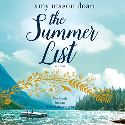 The Summer List audiobook cover art