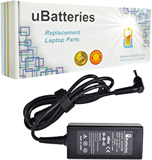 UBatteries Compatible 19V 30W AC Adapter Charger Replacement for HP Mini 102 110 110C 210 / HP Mini 1000 / Compaq Mini CQ10 Series