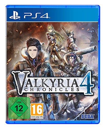 SEGA Valkyria Chronicles 4 vídeo - Juego (PlayStation 4, RPG (juego de rol), T (Teen))