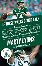 If These Walls Could Talk: New York Jets: Stories from the New York Jets Sideline, Locker Room, and Press Box PDF