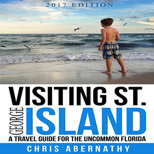 Visiting St. George Island audiobook cover art