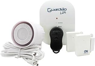 Kit de Alarme ON Eletrônicos sem Fio Guardião Lite KGL01