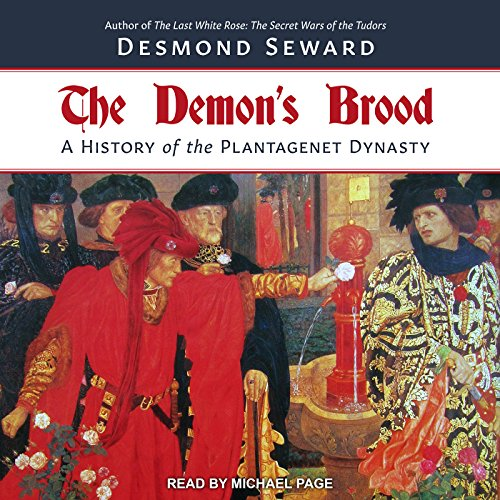 The Demon's Brood audiobook cover art