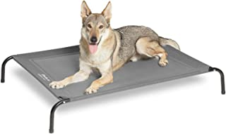 Bedsure Original Elevated Dog Cot Bed – 35/43/49 inches Large Raised Dog Cots for..