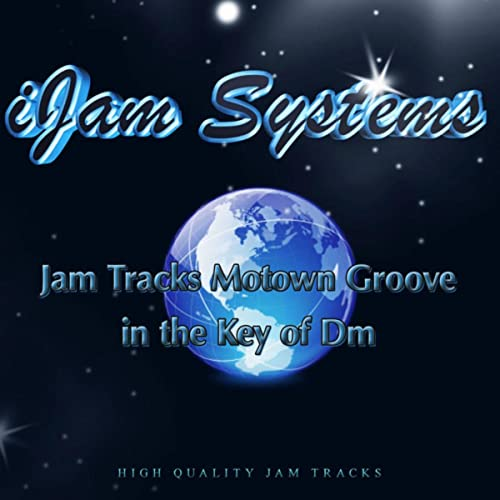 Motown Dm 7/9 130BPM (No Drums) (Jam Tracks Version) by iJam
