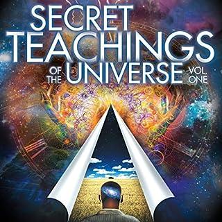 Secret Teachings of the Universe audiobook cover art