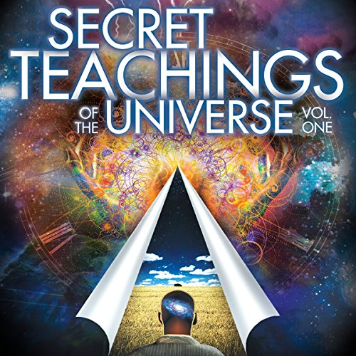 Secret Teachings of the Universe audiobook cover art