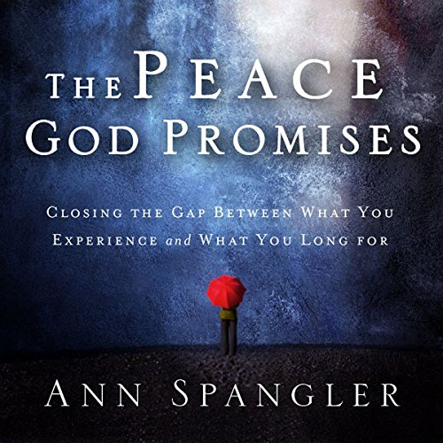 The Peace God Promises audiobook cover art