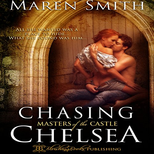 Chasing Chelsea audiobook cover art