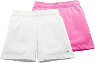Girls Under Dresses or Skirts Shorts for Playground Modesty Duo