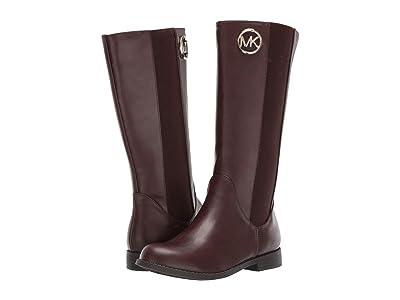 MICHAEL Michael Kors Kids Emma Rubie (Little Kid/Big Kid) (Chocolate) Girls Shoes