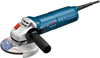 Bosch Professional GWS 11-125 Corded 110 V Angle Grinder (Industrial Plug 16A 3 Pin 110V)