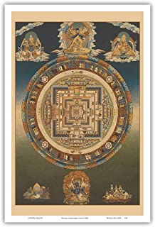 Best kalachakra thangka painting Reviews