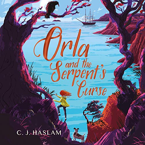 Orla and the Serpent's Curse cover art