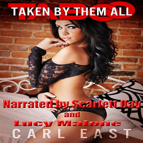 Taken by Them All audiobook cover art