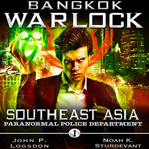 Bangkok Warlock audiobook cover art