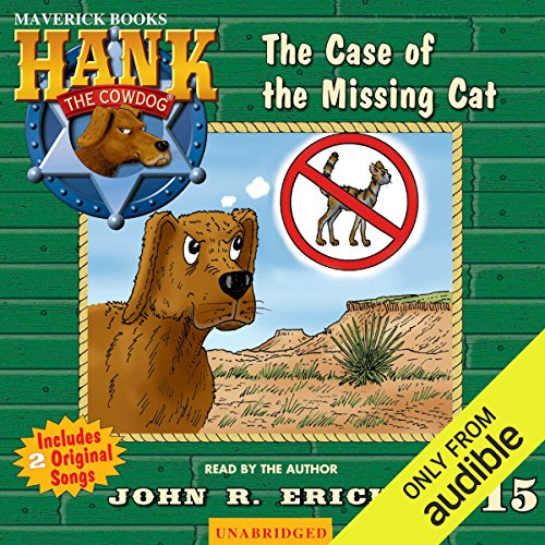 The Case of the Missing Cat cover art