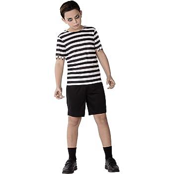 DISBACANAL Disfraz de Miércoles para niña - -, 12 años: Amazon.es ...