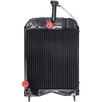 NEW Replacement 894319M92 Radiator for Massey Ferguson 35 135