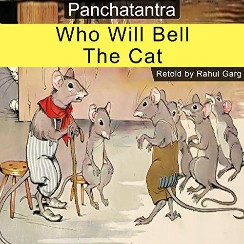 Who Will Bell the Cat audiobook cover art