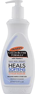 Palmer's Cocoa Butter Formula Daily Skin Therapy Body Lotion, Pump Bottle, 13.5 oz. (Pack of 12)