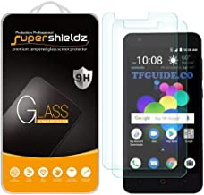 (2 Pack) Supershieldz for ZTE Blade T2 Lite Tempered Glass Screen Protector, Anti Scratch, Bubble Free