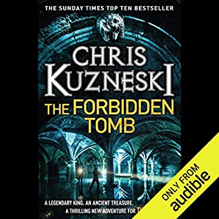 The Forbidden Tomb                   By:                                                                                                                                 Chris Kuzneski                               Narrated by:                                                                                                                                 Andy Caploe                      Length: 15 hrs and 52 mins     144 ratings     Overall 4.3