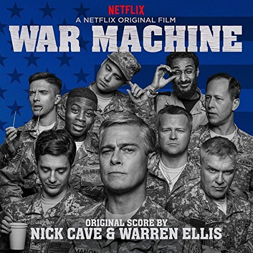 War Machine (a Netflix Original Film Soundtrack) [Vinyl LP]