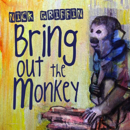 Bring Out the Monkey audiobook cover art