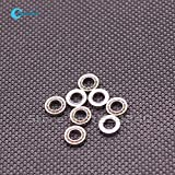 Parts & Accessories MJX RC Drone MJX X101 Spare Parts Upgraded Version Bearing 8pcs/lot x101 Bearings Part