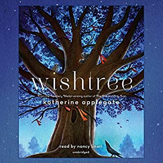 Wishtree audiobook cover art