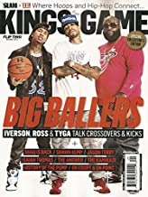 XXL / SLAM Magazine (April 2013) Tyga, Rick Ross, Allen Iverson (Kings of the Game) Collector's Flip Cover