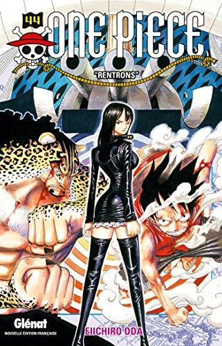 One Piece - Édition originale - Tome 44: Rentrons