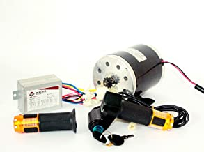 24V36V48V 500W Elektromotor Brushed DC-Motor Kit Elektro Scooter Motor MY1020 UNITE Motor Electric Scooter Conversion Kit E-Bike-Motor-Kit