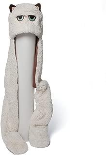 Gund 4048616 Grumpy Cat Scarf Hat Plush