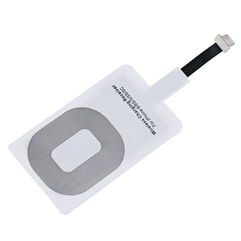 キャロライン動機付ける畝間sundengy ワイヤレス充電器 IPhone 6 Plus 6s Plusおよび7Plusワイヤレス充電用の新しい受信Qiコイル