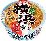 サッポロ一番 旅麺 横浜家系 豚骨しょうゆラーメン 75g ×12食 製品画像