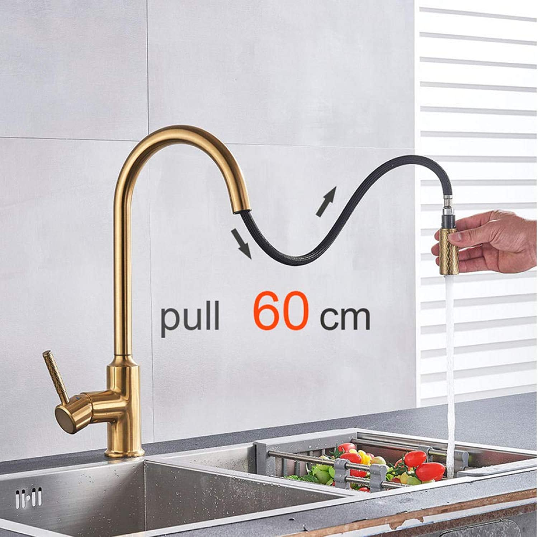 Golden Finish Küchenarmatur Messing Schwenkauslauf Gro-und Einzelhandel Vanity Sink Mixer Wasserhahn