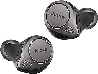 Słuchawki douszne Jabra Elite 75t — słuchawki Bluetooth z Aktywnym Wyciszaniem Szumów i długim czasem działania baterii do...